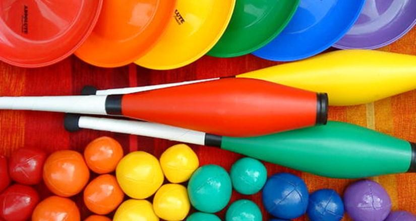 Circus Skills Day | No dates yet | Creative Workspace, Bristol | Tickets Ignite